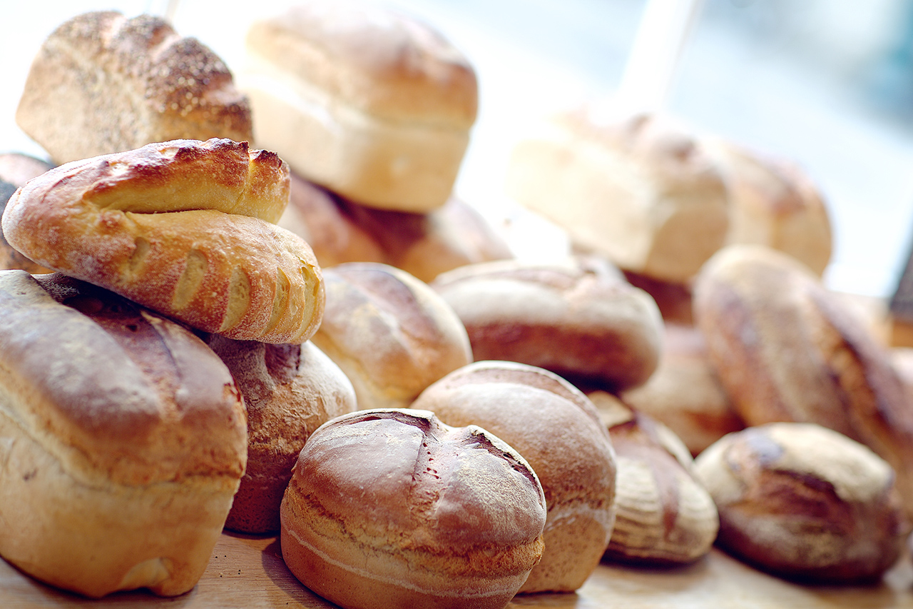 Buy Fresh-Baked Goods at A Local Bakery