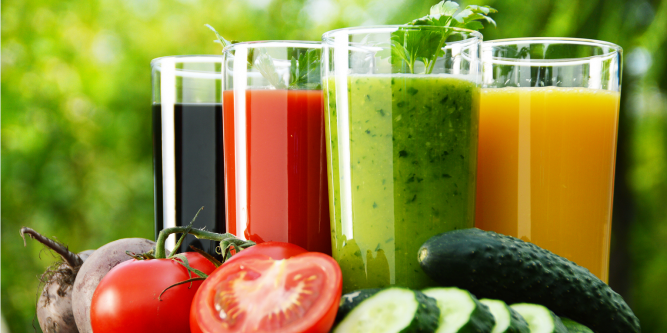 Staying Healthy with Slow Pressed Juice Recipes