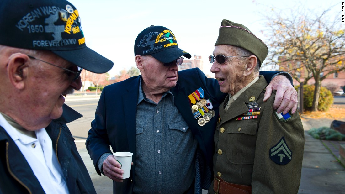 Three Ways to Honor the Veterans in Your Life