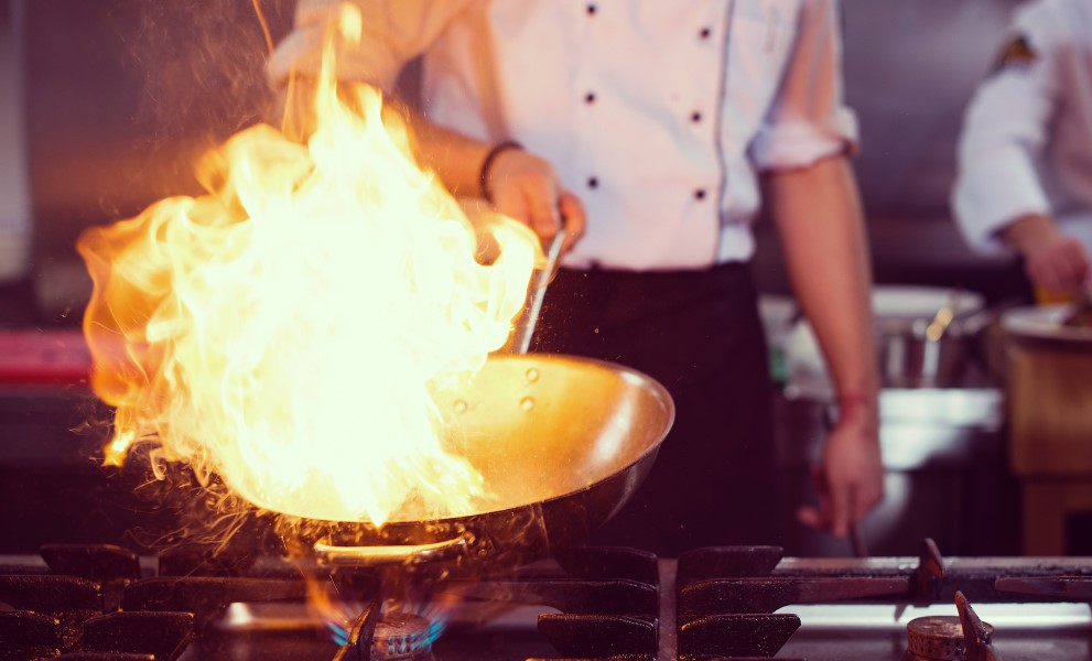 4 Fire Safety Tips for Restaurant Owners